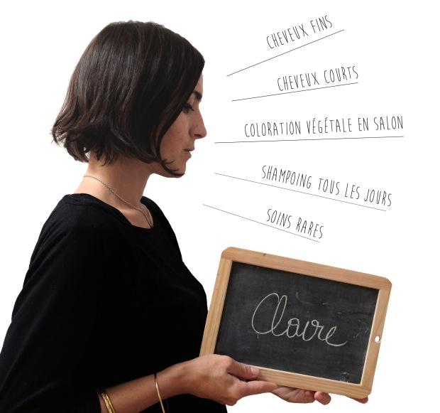 Portrait Claire